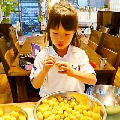zoomオンライン親子料理教室